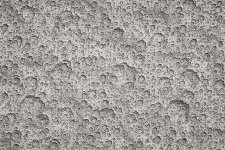 bumpy: Computer generated graphic design of pits and bumpy on planet surface Stock Photo