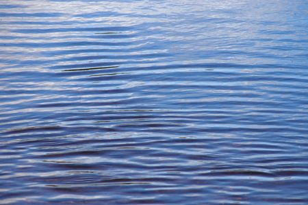 Background image of ripples on some clear river water Stock Photo - 6520902