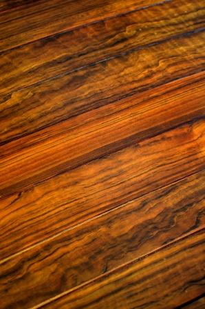 floorboards: Fondo abstracto de oscuro barnizado en tarimas con DOF superficial Foto de archivo