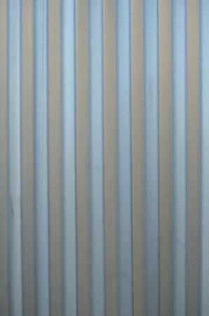 Vertical Abstract Background Texture Of Corrugated Iron photo