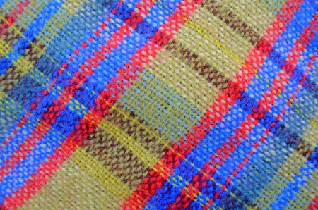 picnic blanket: Background Texture Of Woven Picnic Basket Blanket Stock Photo