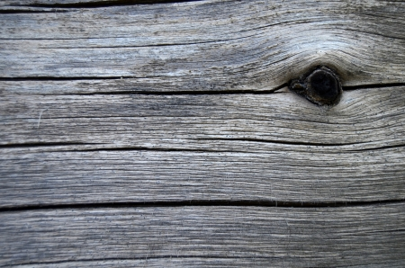 Background Texture Of Old Weathered Wood With A Knot Stock Photo - 14400851