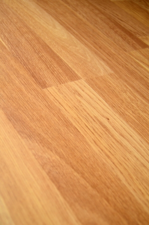 Background Texture of Laminate Wooden Floor With Shallow Depth Of Focus Stock Photo - 14702759