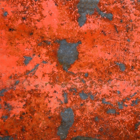 Abstract Backgound Texture Of Red Rusty Metal photo