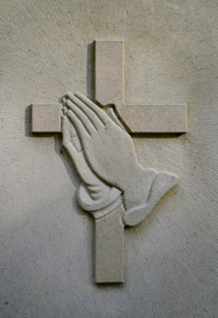 REZANDO: Imagen cristiana de Jesús