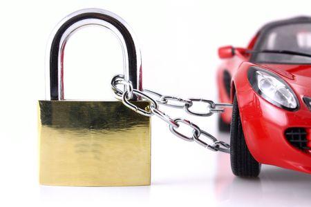 car theft: Concepto de seguridad del veh�culo