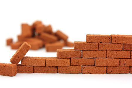 mattoncini: Costruire un muro