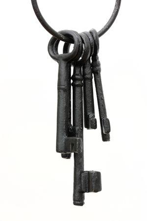 jailer: Old keys isolated on keyring