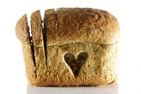 Wholemeal bread goodness Reklamní fotografie - 6988830