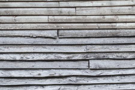 madera rústica: Viejo fondo de madera rústica con tablones superpuestos Foto de archivo