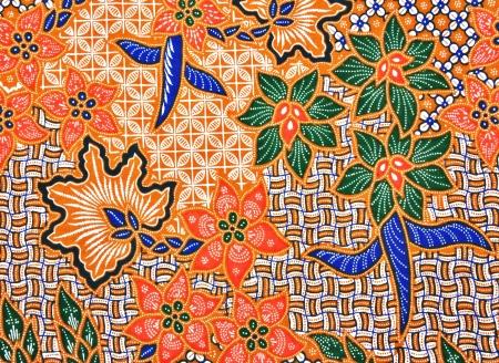 batik: Ceci est un vêtement traditionnel batik Malaisie appelé