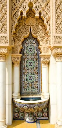 모로코 건축 디자인