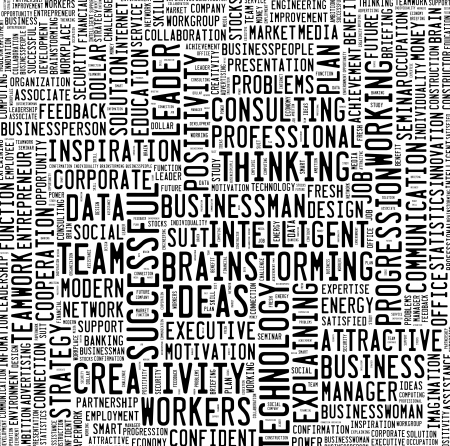 businness: Businness and Idea plan info-text graphics and arrangement with box shape concept