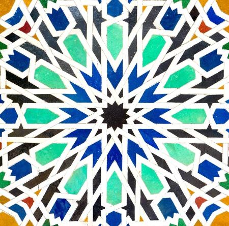 馬賽克背景五顏六色的圖案 版權商用圖片