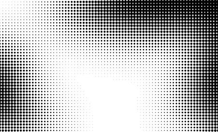 Demi-teinte texture de fond. Texture de fond Dotted.