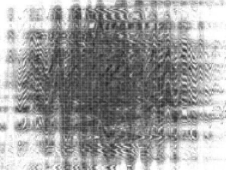 forme geometrique: Demi-teinte texture de fond. Texture de fond Dotted. Banque d'images