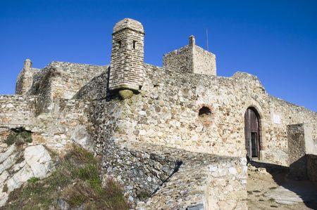 Medieval Castle of Marvao, Alentejo, Portugal photo