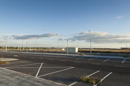 industrial park: Completamente lotti liberi infra-strutturati pronti per la costruzione nel parco industriale di Evora, Portogallo