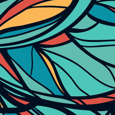 Colorful sfondo astratto Vettoriali