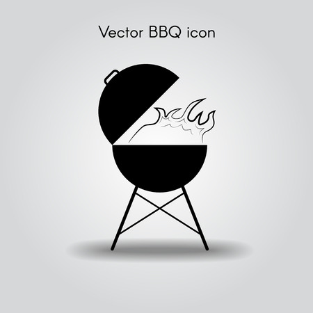 cookout: Vector bbq Icon