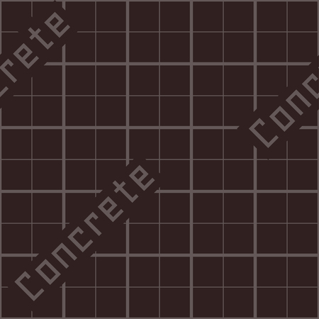 Concrete formwork seamless texture Çizim