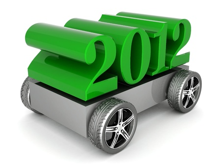 New Year Stock Photo - 10446734