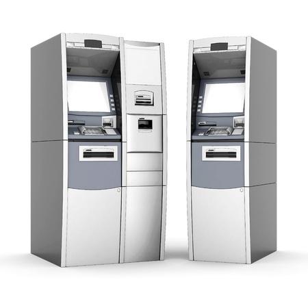 Bild des neuen ATM