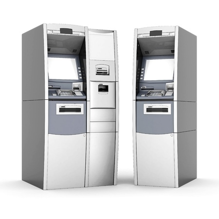 bancomat: image of the new ATM