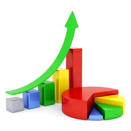 Unternehmensfinanzierung, Statistiken, analytisch, Steuer-und Rechnungswesen Standard-Bild - 31515974