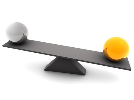 seesaw: Unbalanced Concept