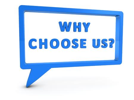 Waarom voor ons kiezen