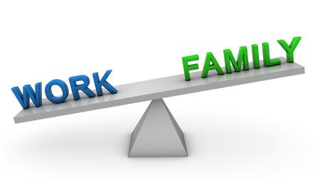 unbalanced: Unbalanced work and family