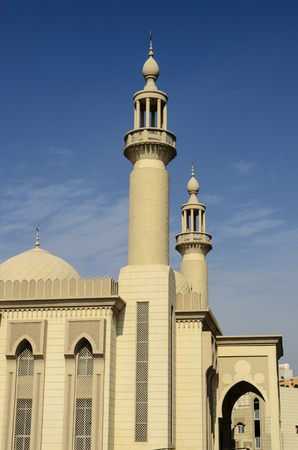 Alrahman mosque Sharjah UAE