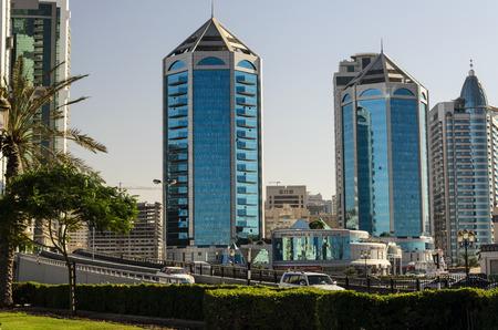 sharjah: Crystal Plaza Sharjah UAE Editorial
