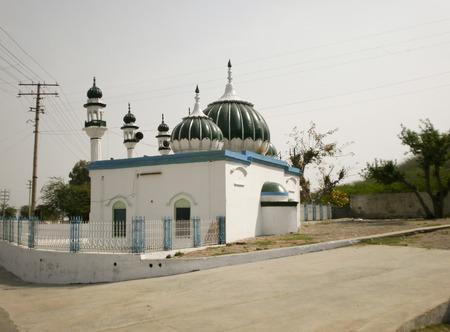 Pakistan: Mosque in Khewra Pakistan