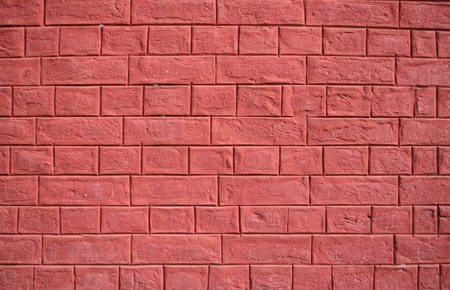 pared roja: