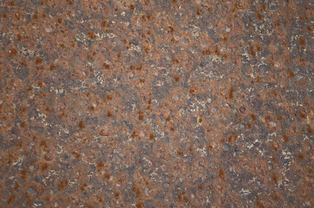 iron oxide: Grunge Rusty Texture Stock Photo