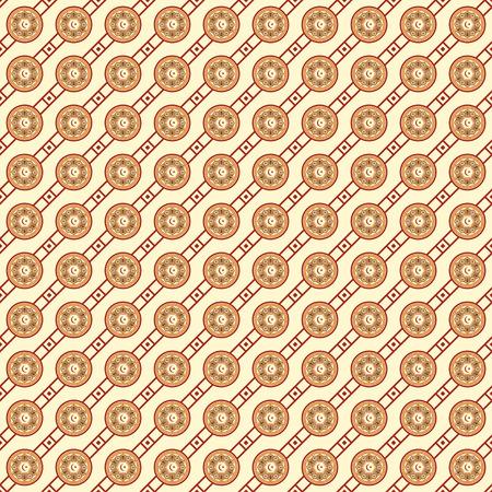 crescent: Seamless Crescent Pattern