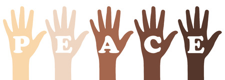 slogan: Peace Slogan