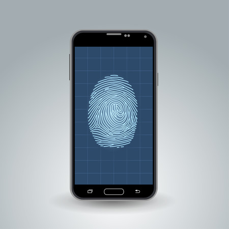 fingerprinting: Fingerprint on smartphone