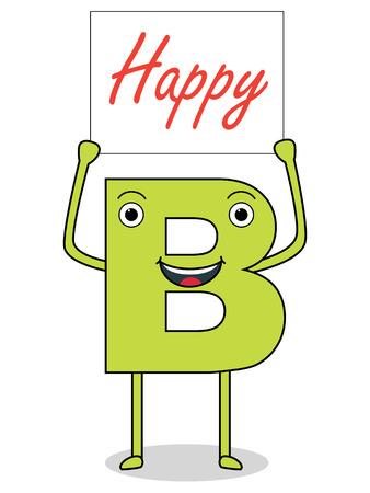 be happy: Be happy Stock Photo