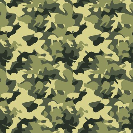 commando: Camouflage seamless pattern