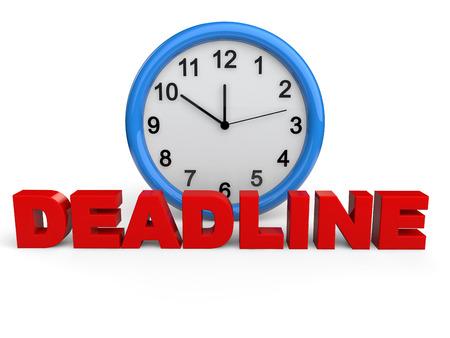 deadline: Deadline