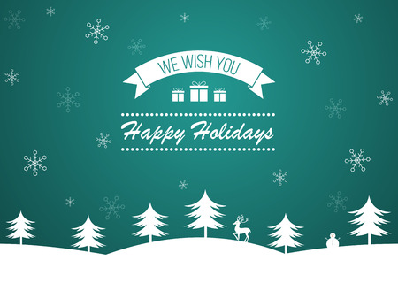 Diseño del invierno Fondo de vacaciones Foto de archivo - 49933185