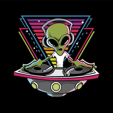 DJ Alien, Music design concept