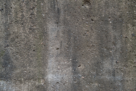 Gray Concrete background with partly breakaway layer.