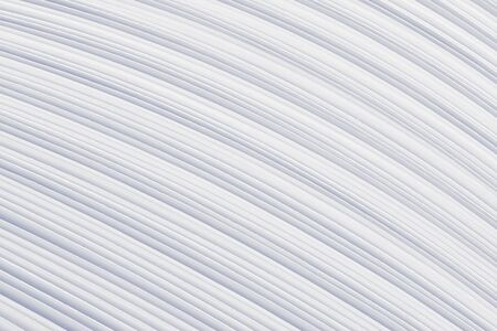 Bent stack of white paper sheets. Conceptual background of folded office forms Imagens - 133273698