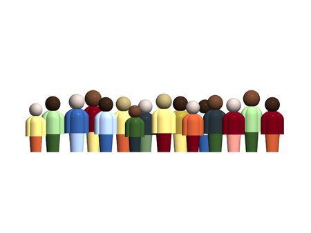 diversidad cultural: Diversidad cultural Foto de archivo