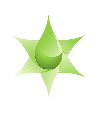 Biodiesel Vector Symbol