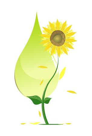 バイオディーゼル ベクトル 2  イラスト・ベクター素材